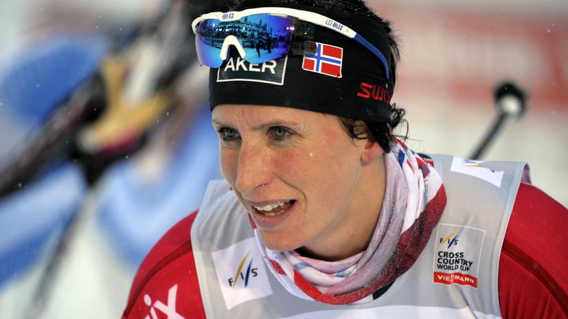 «Без лекарств от астмы начнутся проблемы»: как норвежские лыжники улучшают свои результаты