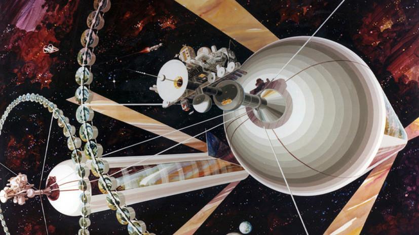 Анонсирован проект гигантской орбитальной колонии