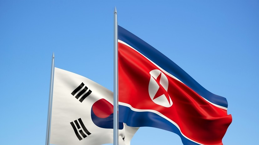Тест RT: Корея. Север или Юг?