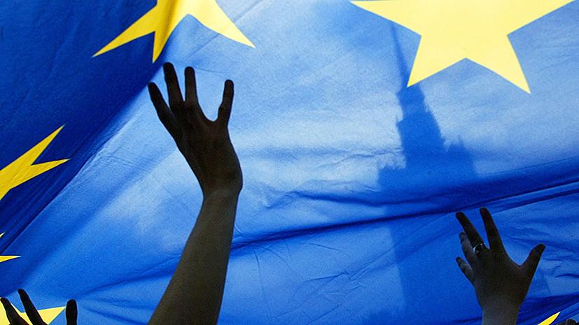 Совет ЕС продлил антироссийские санкции ещё на полгода