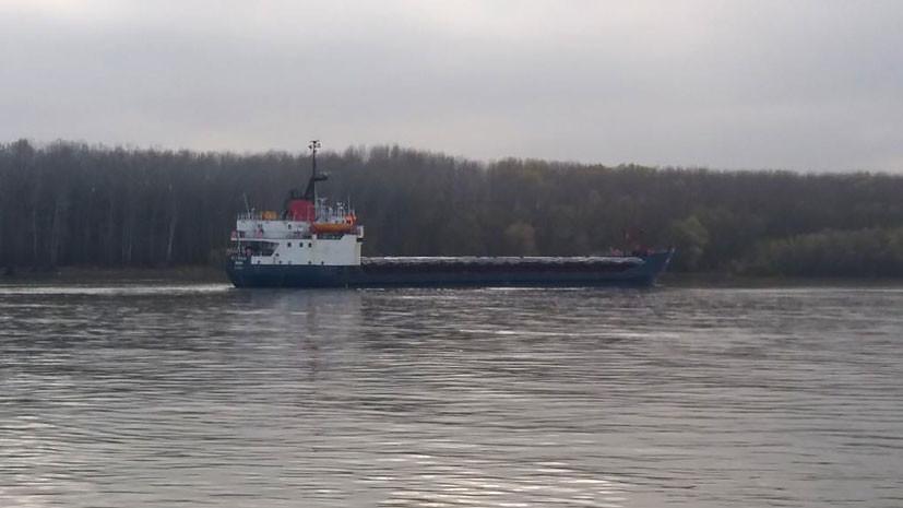 Политическое пиратство: зачем Киев арестовал иностранное судно за крымскую «контрабанду»