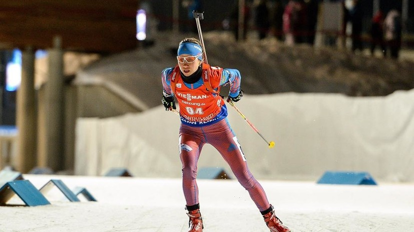 Последний блин комом: россиянки остались без медалей в заключительном биатлонном спринте