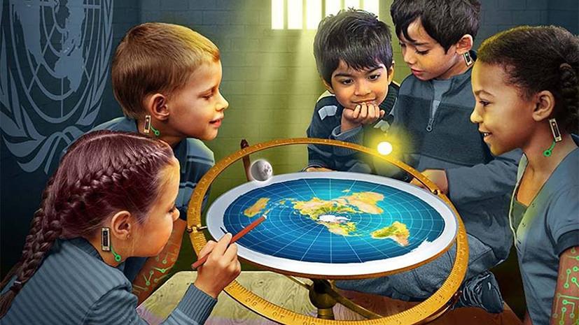 Ни доказать, ни опровергнуть: что стоит за возрождением теории плоской Земли