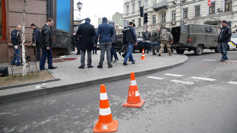 «Его могли нанять для дела»: что известно о бойце Нацгвардии, убившем Вороненкова