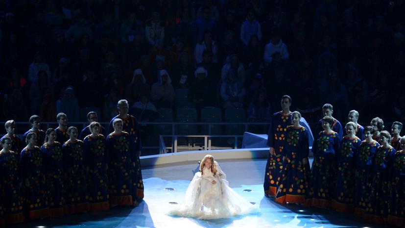 Вице-премьер Украины назвал условие, при котором Россия сможет участвовать в Евровидении