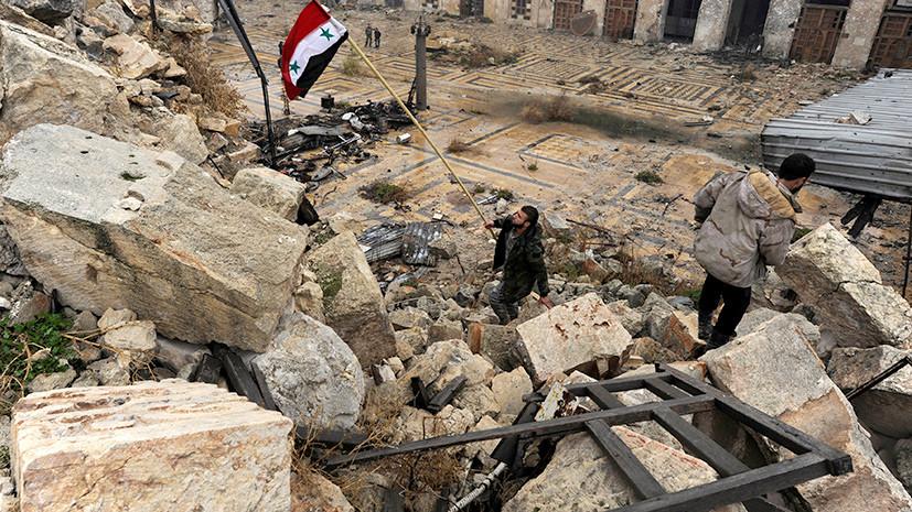 «Дни ИГ сочтены»: как изменится расстановка сил в Сирии