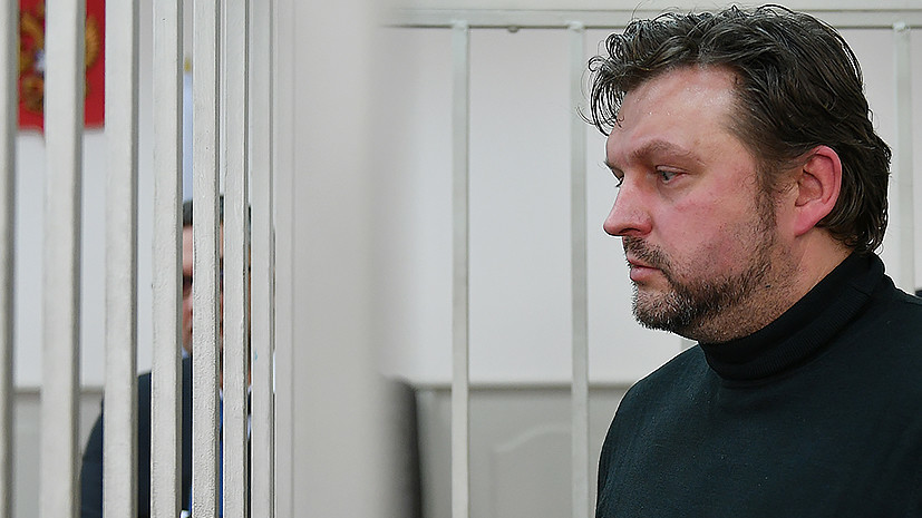 Следствие по делу экс-губернатора Кировской области завершено