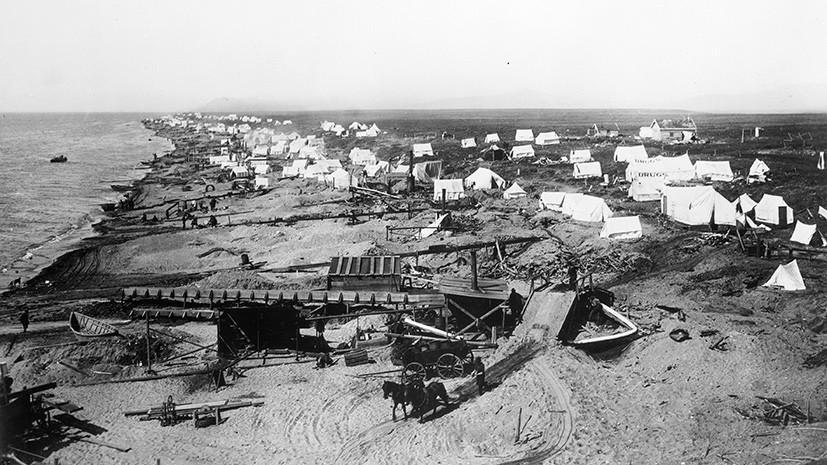 Эта земля была нашей: как продавали Аляску