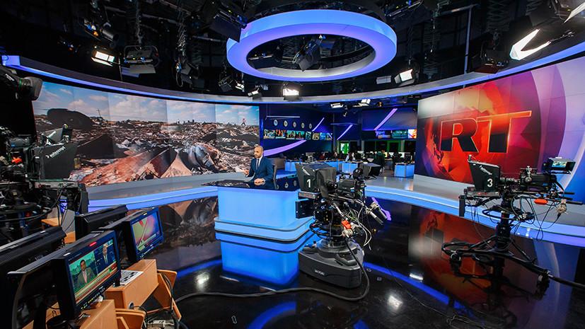 RT стал обладателем трёх премий клуба журналистов Мексики