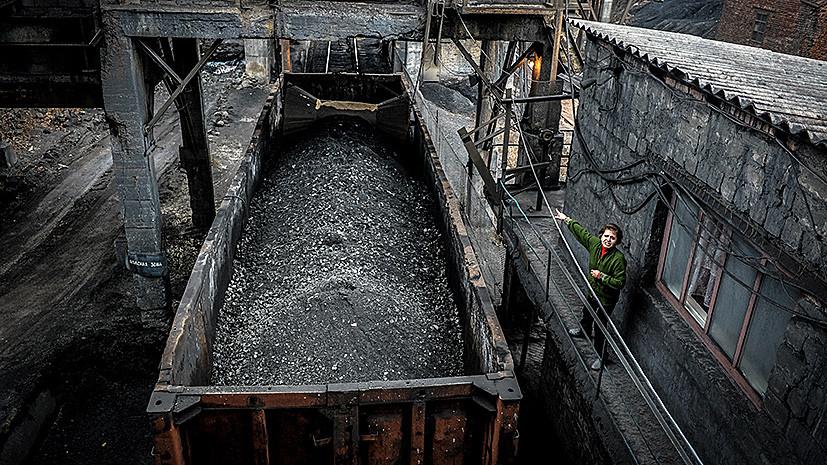 что потеряет Украина из-за блокады со стороны Донбасса
