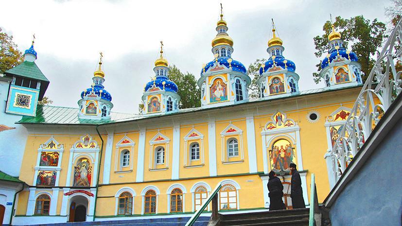 Фильм RTД о поездке в один из старейших монастырей России