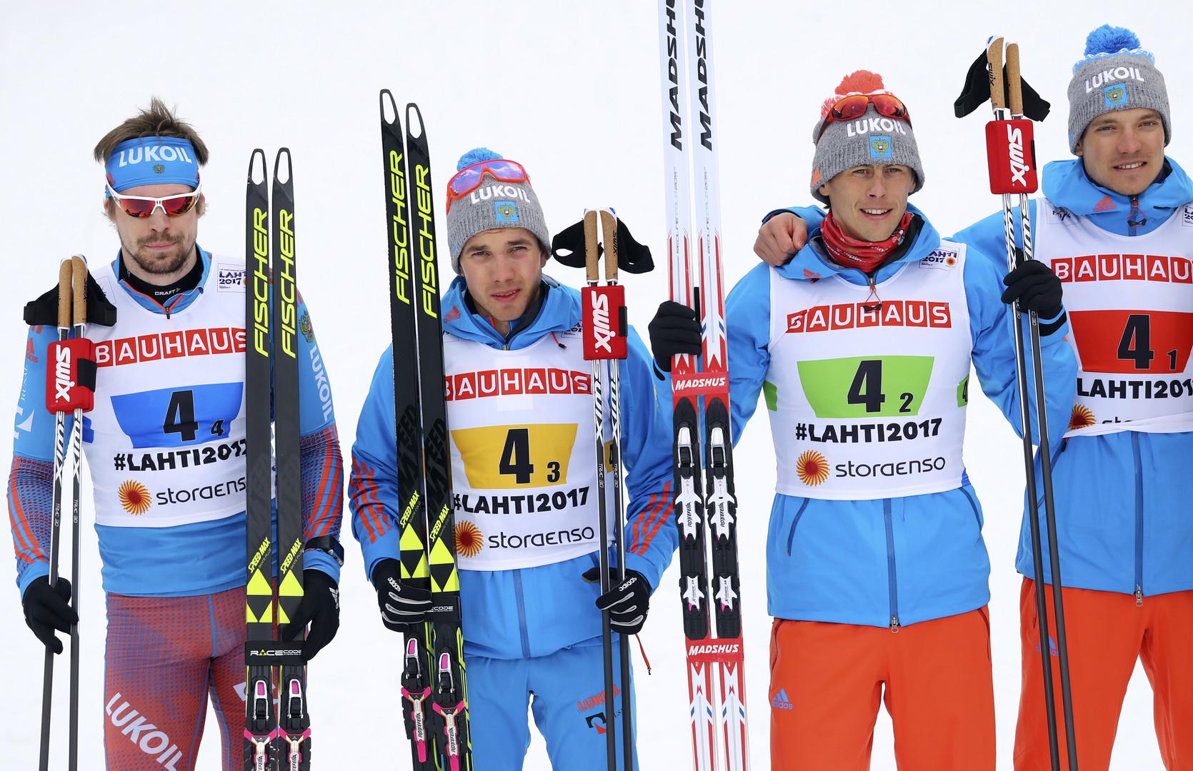 «Мы выиграли серебро, а не проиграли золото»: лыжники о втором месте в эстафете на ЧМ