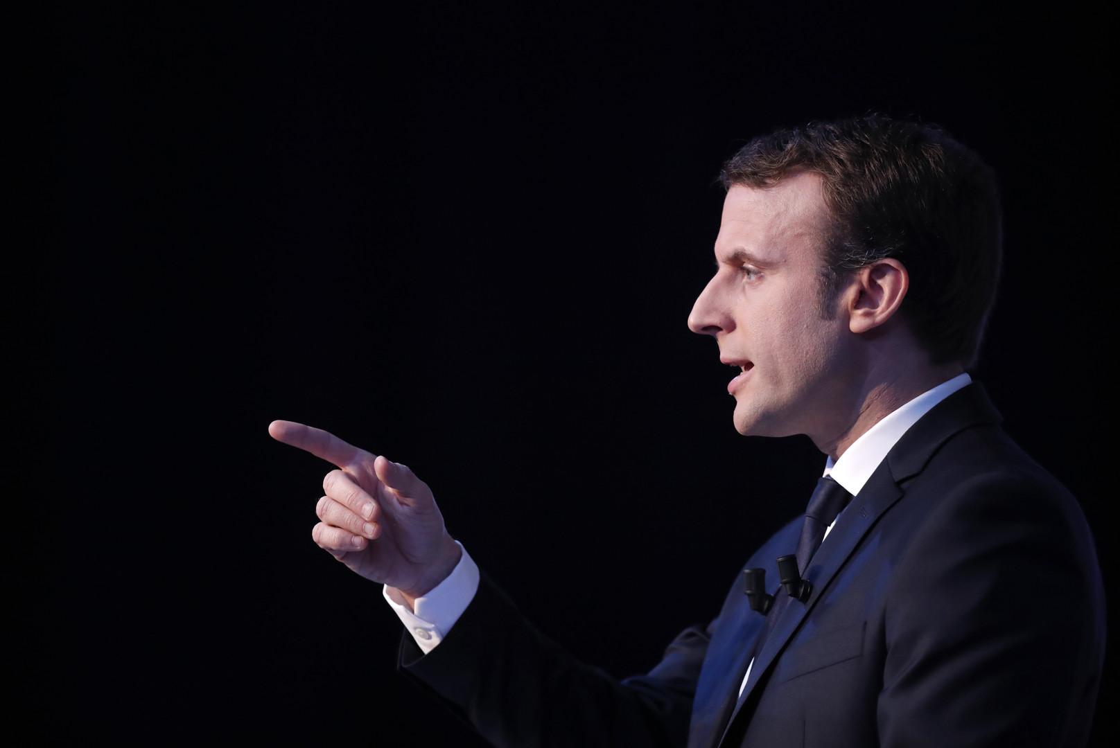 «Избирательная кампания на вранье»: RT ответил на новые обвинения со стороны штаба Макрона