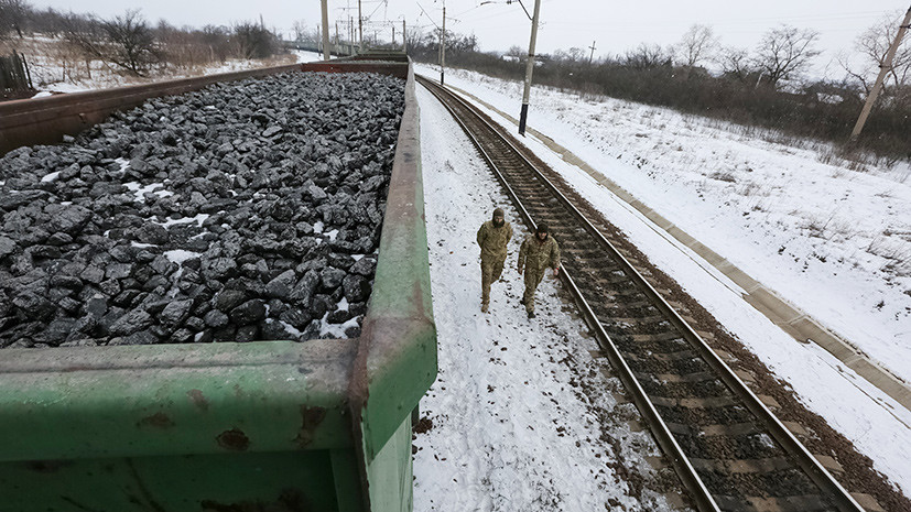 самопровозглашенные ДНРи ЛНР  объявили торговую блокаду Киеву 58bbae4bc461889a318b459f