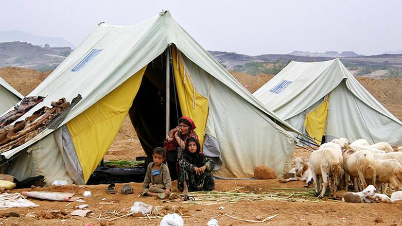 Как на Западе молчат о гуманитарной катастрофе в Йемене