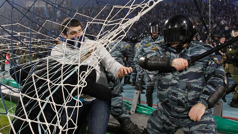 «Пусть в западный лексикон войдёт слово draka»: депутат Лебедев о легализации боёв фанатов