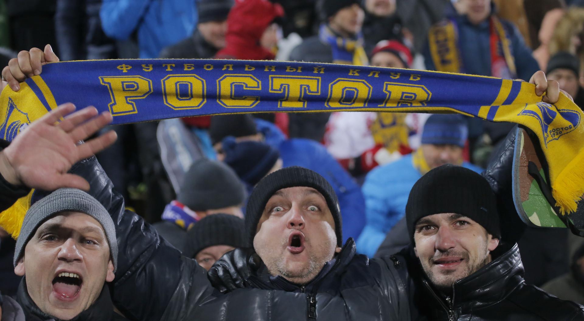 Аншлаг обеспечен: пока в Манчестере предостерегали фанатов, в Ростове раскупили все билеты