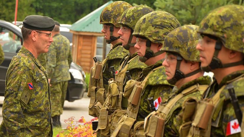 Миссия перевыполнима: Канада передумала отзывать военных инструкторов с Украины