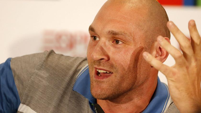 Кризис тяжёлого веса: как Тайсон Фьюри и его попытки вернуться на ринг убивают бокс