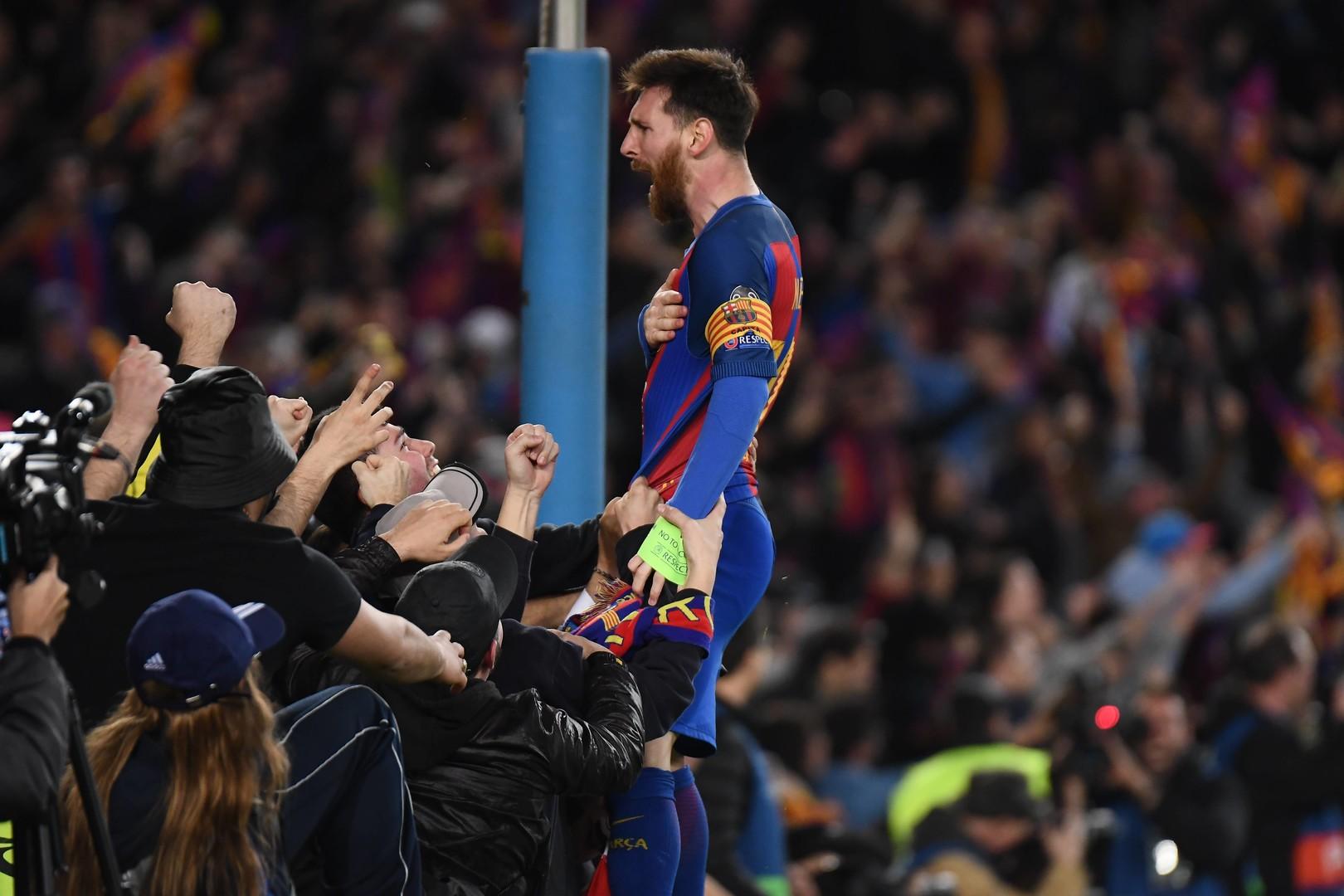 От шока Овечкина до эйфории Шакиры: как в мире встретили чудо-победу «Барселоны» в ЛЧ