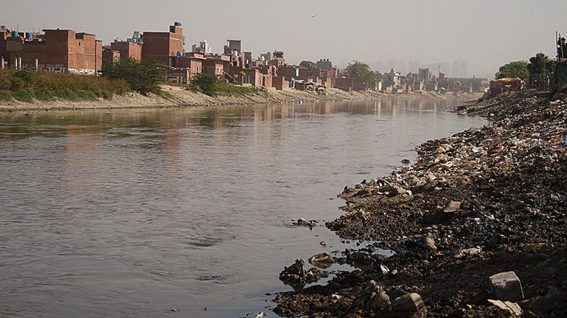 «Вода живая и мёртвая»: фильм RTД об экологической катастрофе в Индии