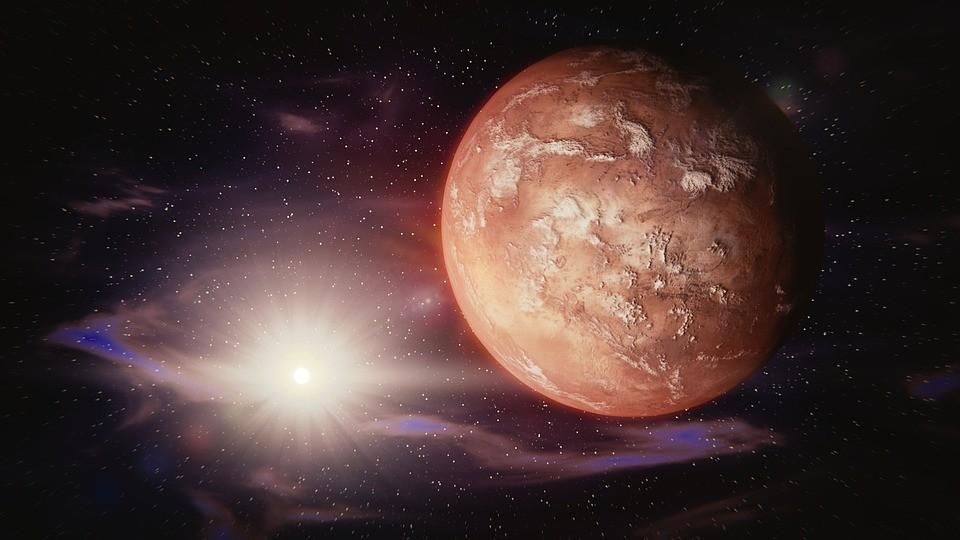 Метеориты могут изменить представления об истории Марса