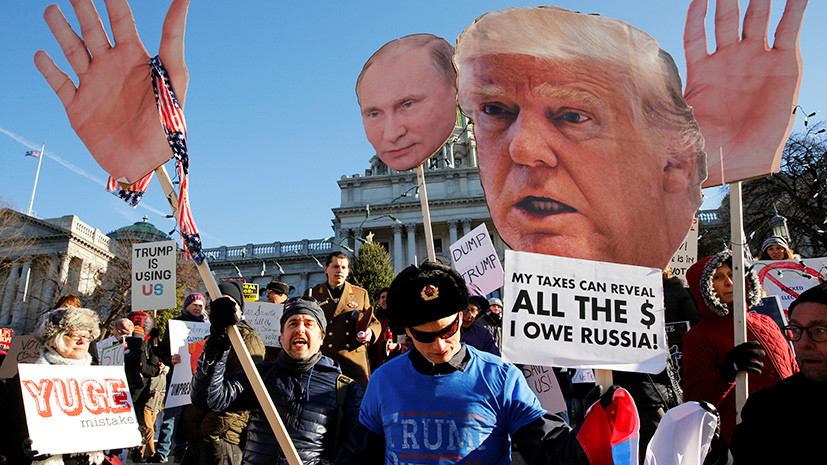 Демократы могут выйти из расследования о «вмешательстве» России