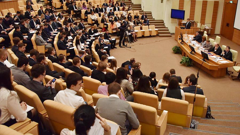 Стартует проект по подготовке молодых законодателей
