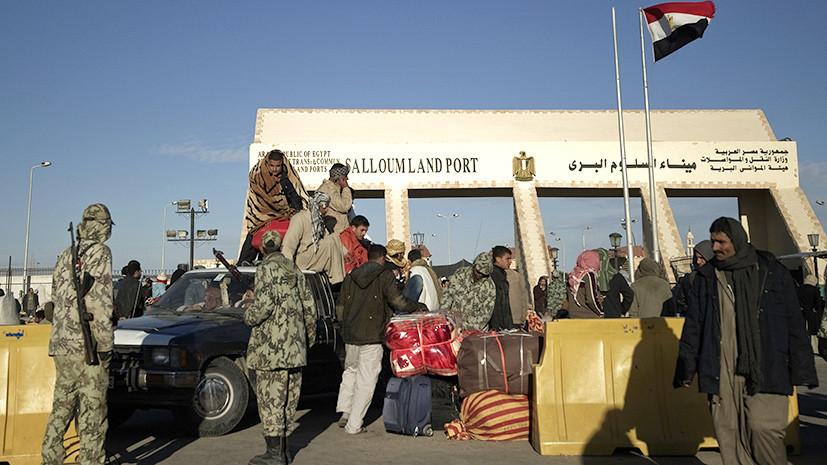 Спецназ как видение: российские власти опровергли присутствие военных в Египте