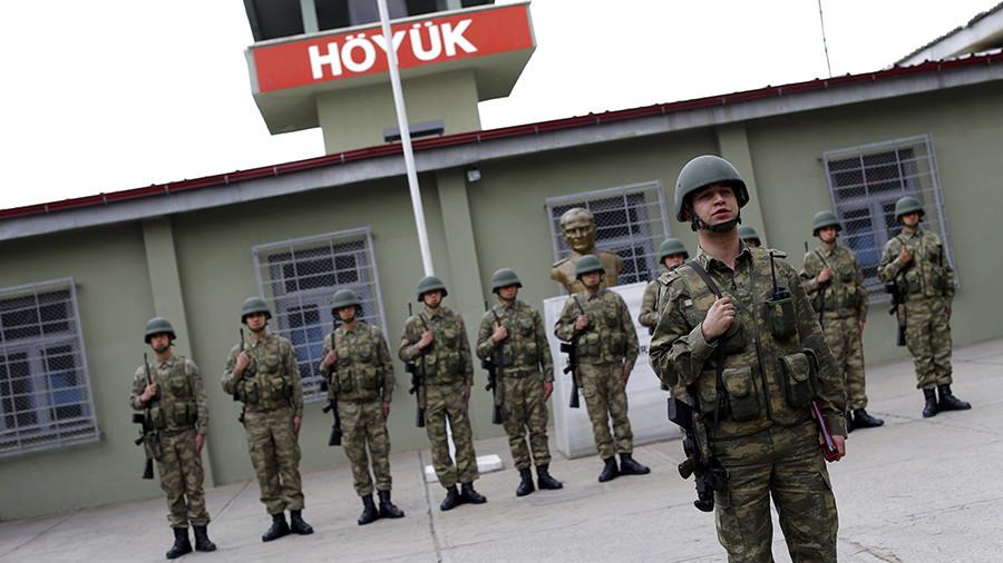 Расходы Турции на оборону в 2017-2021 годах