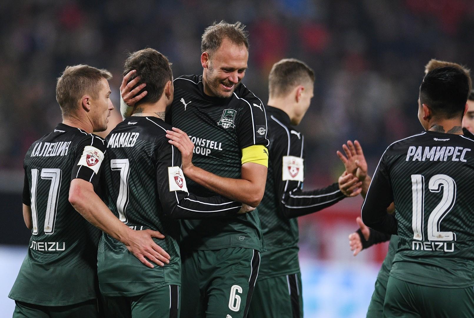 «Краснодар» сошёл с пути: российский клуб завершил выступление в Лиге Европы