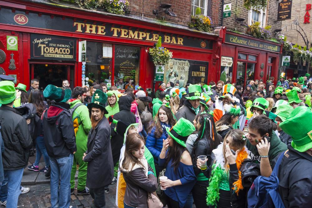 Тест RT: Насколько вы ирландец?