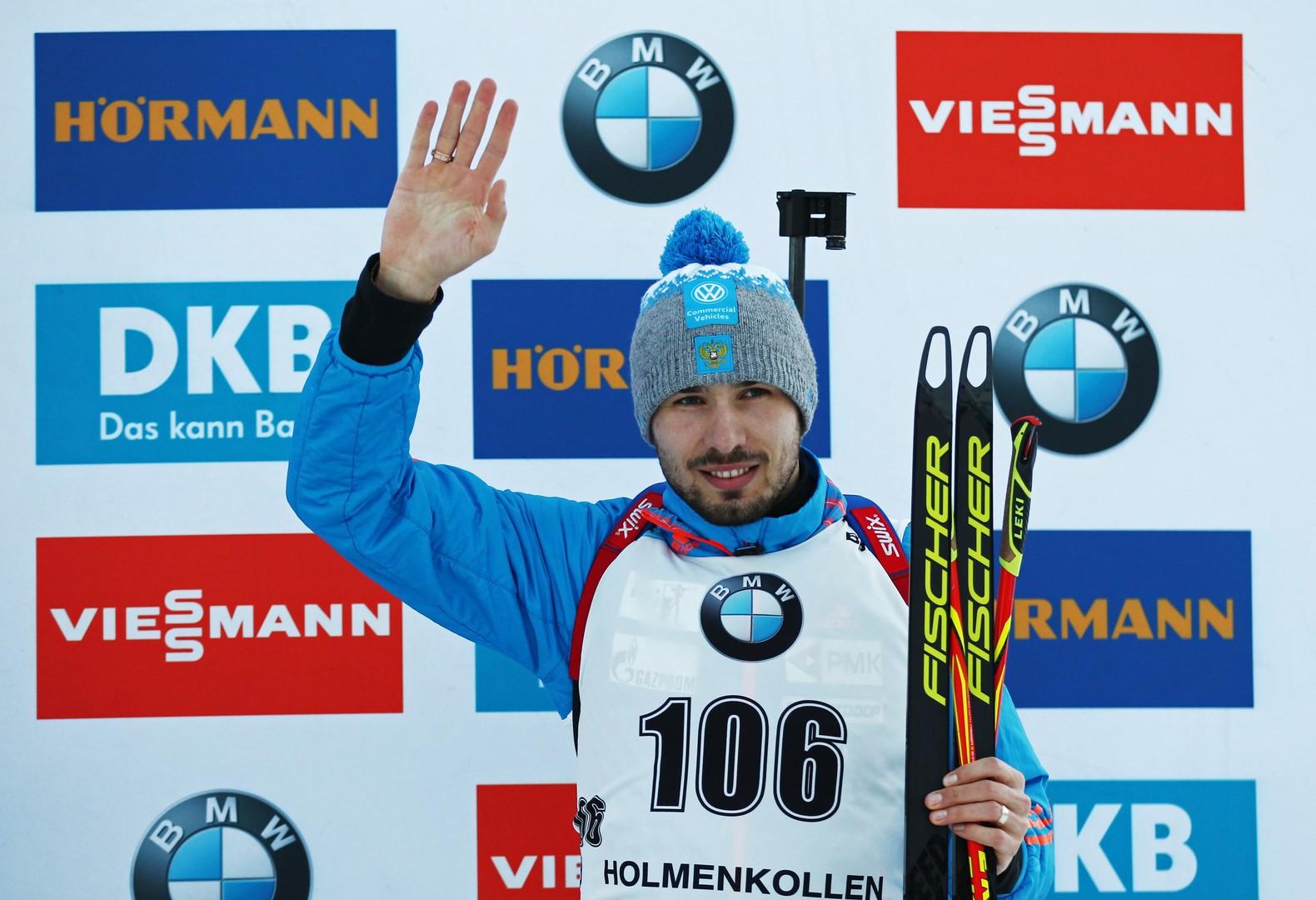 «Хотелось всех обхитрить»: Шипулин о своей бронзе в спринте на этапе КМ в Норвегии