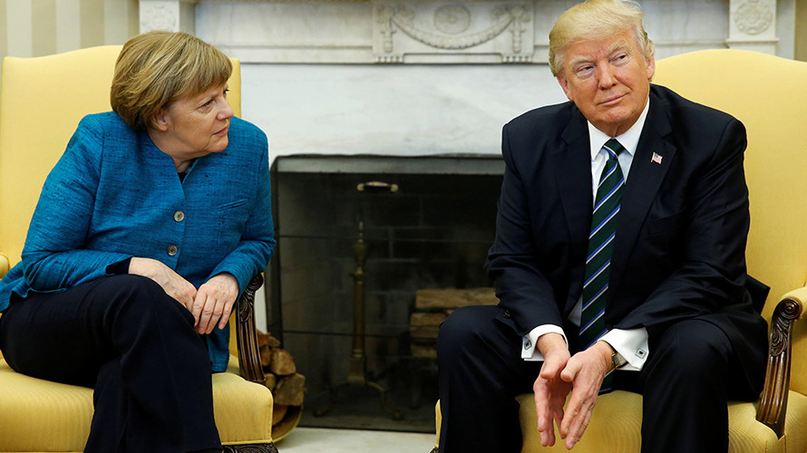 в соцсетях обсуждают встречу двух лидеров