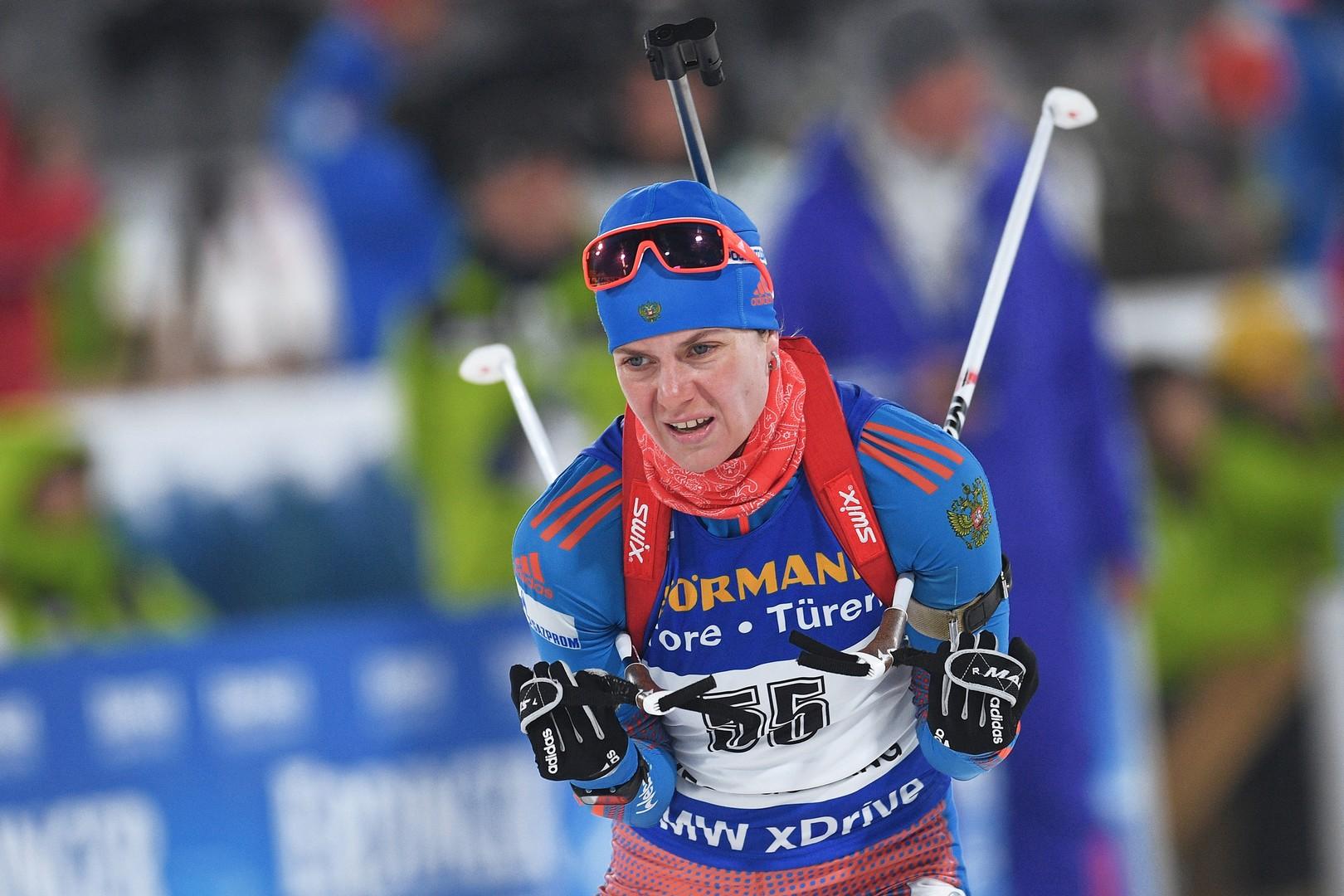 Чужие на празднике Лаукканен: россиянки провалили гонку преследования на этапе КМ