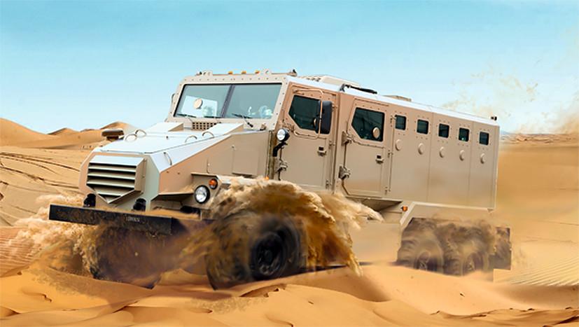 МВД закупает более сотни бронеавтомобили на 600 млн рублей