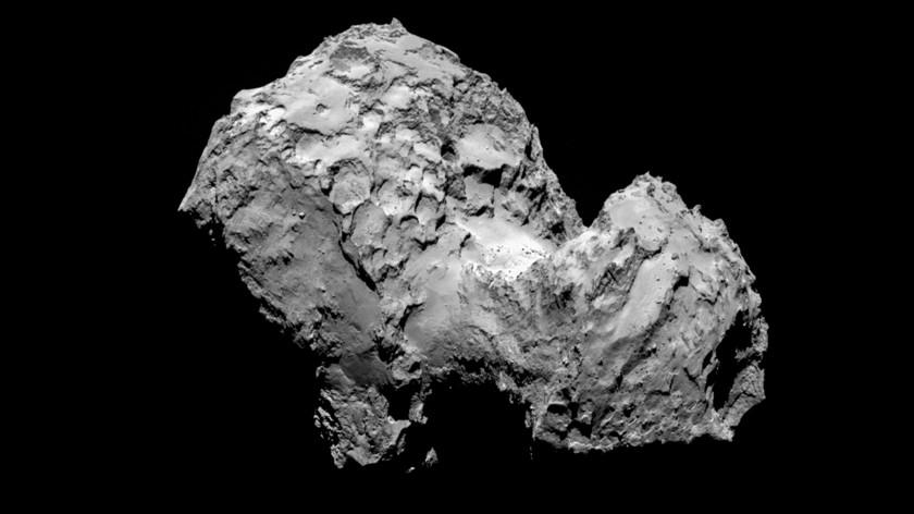 Разрушительное тепло: учёные рассказали, как Солнце изменило комету Чурюмова — Герасименко