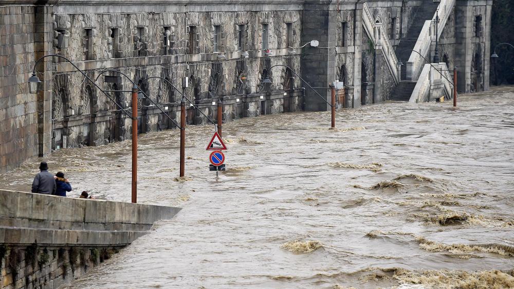 Уйдут под воду: учёные прогнозируют затопление домов пяти миллионов человек в Европе