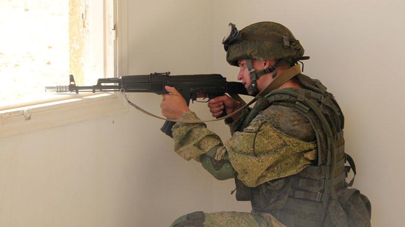 шесть бойцов Росгвардии погибли в перестрелке с бандитами в Чечне