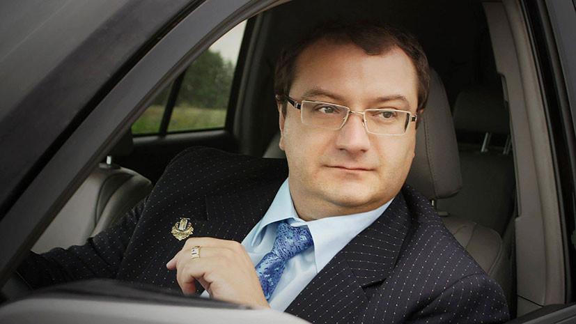 Тайна украинского следствия: почему буксует дело об убийстве адвоката Грабовского