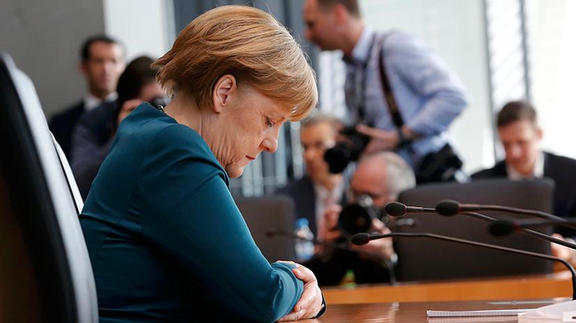 «До Меркель у Евросоюза этих проблем не было»: что стоит за заявлениями канцлера ФРГ о ЕС