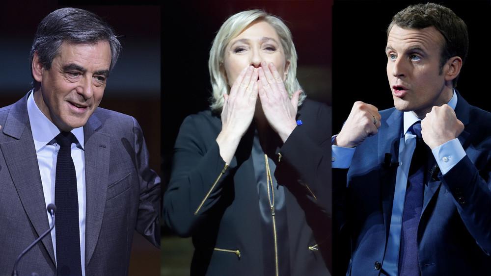 Две тысячи на президента Франции: на кого из кандидатов ставят букмекеры