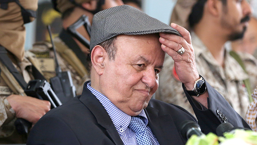 Суд в Йемене приговорил президента республики к смертной казни