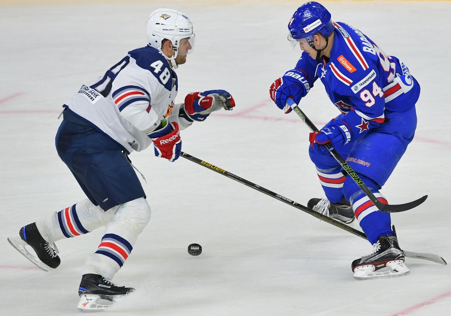 Хоккей без чудес: почему финал Кубка Гагарина СКА — «Металлург» неизбежен
