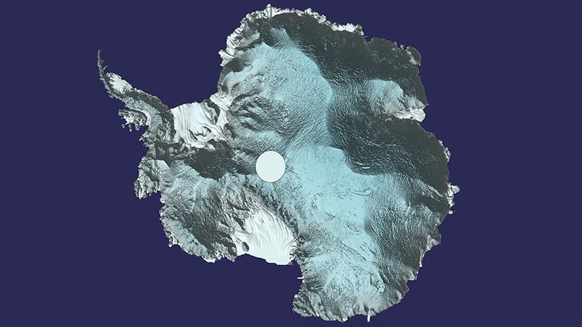 Антарктида в 3D: модель ледников Южного полюса спрогнозирует последствия изменения климата