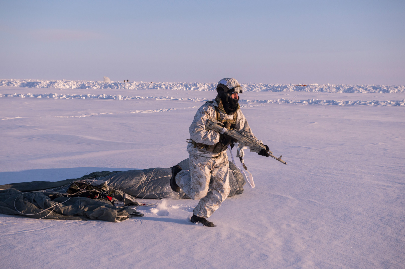 Полярные взгляды: почему соперничество мировых держав за Арктику становится острее