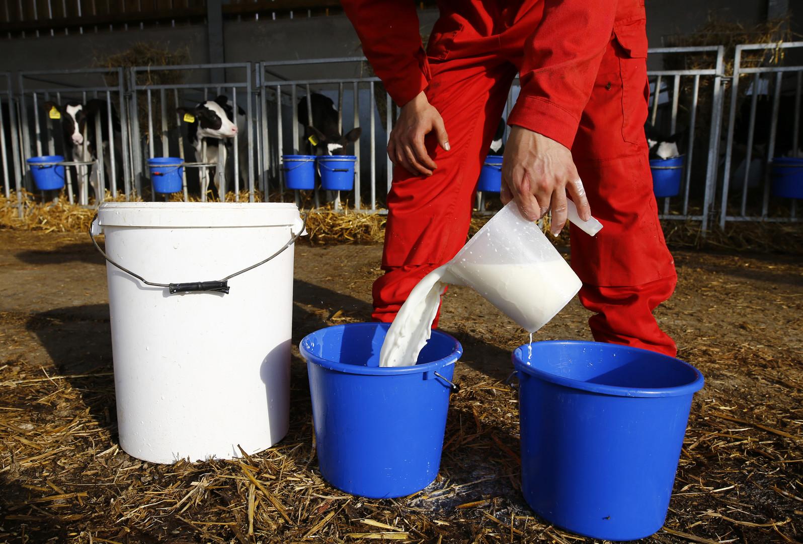 Продукты не для всех: 48% россиян склонны к непереносимости молока