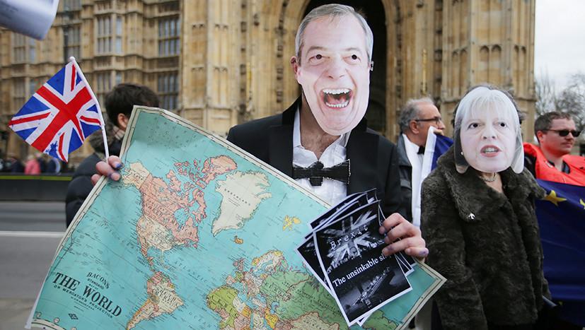 «Мы уже скучаем»: как в ЕС реагируют на запуск брексита