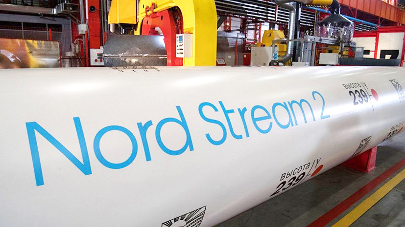 Украина теряет контроль над газовым транзитом из России в Европу