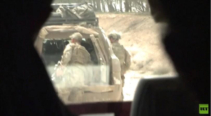 Бойцы США были замечены налинии фронта неподалеку от Ракки